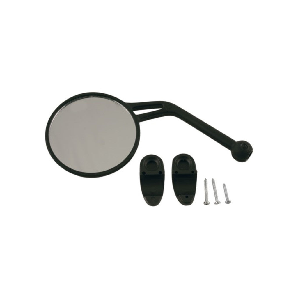 Acerbis Fold-Away Mirror Left Side in Black