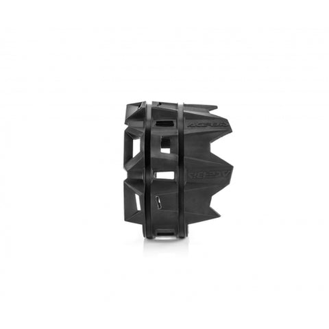 2676790001 Acerbis silencer protector in black color