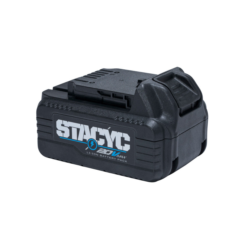 StaCyc 5AH Battery Upgrade