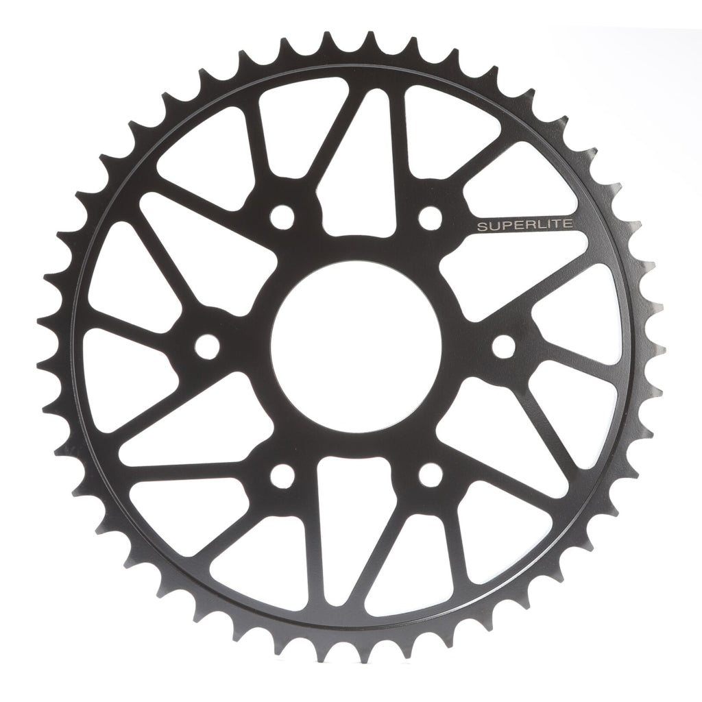 Drive Systems Superlite sprocket in black for Husqvarna Svartpilen/Vitpilen 401 2018+