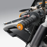 KTM Bar End Set, Orange 890 Duke R