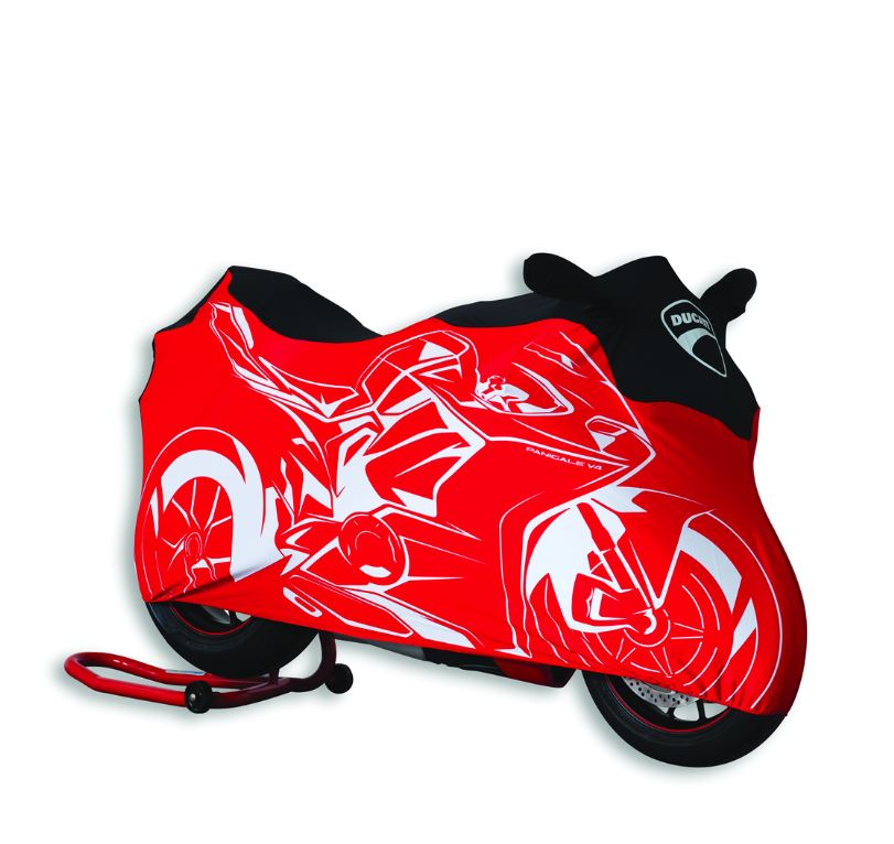 Ducati Indoor Storage Bike Cover, Panigale V4