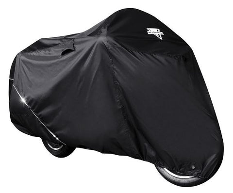 DEX-2000-02-MD or DEX-2000-03-LG Nelson Rigg Defender Extreme Medium or Large Motorcycle Cover