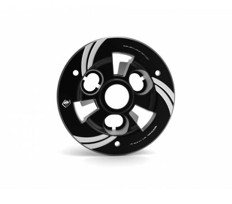 Ducabike Pressure Plate Black or Red for V4
