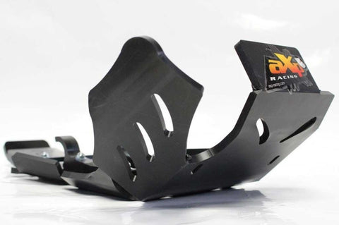 AXP Xtrem Skid Plate in black color for KTM 250-300 EXC/XCW
