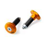 KTM Bar End Set, Orange EXC