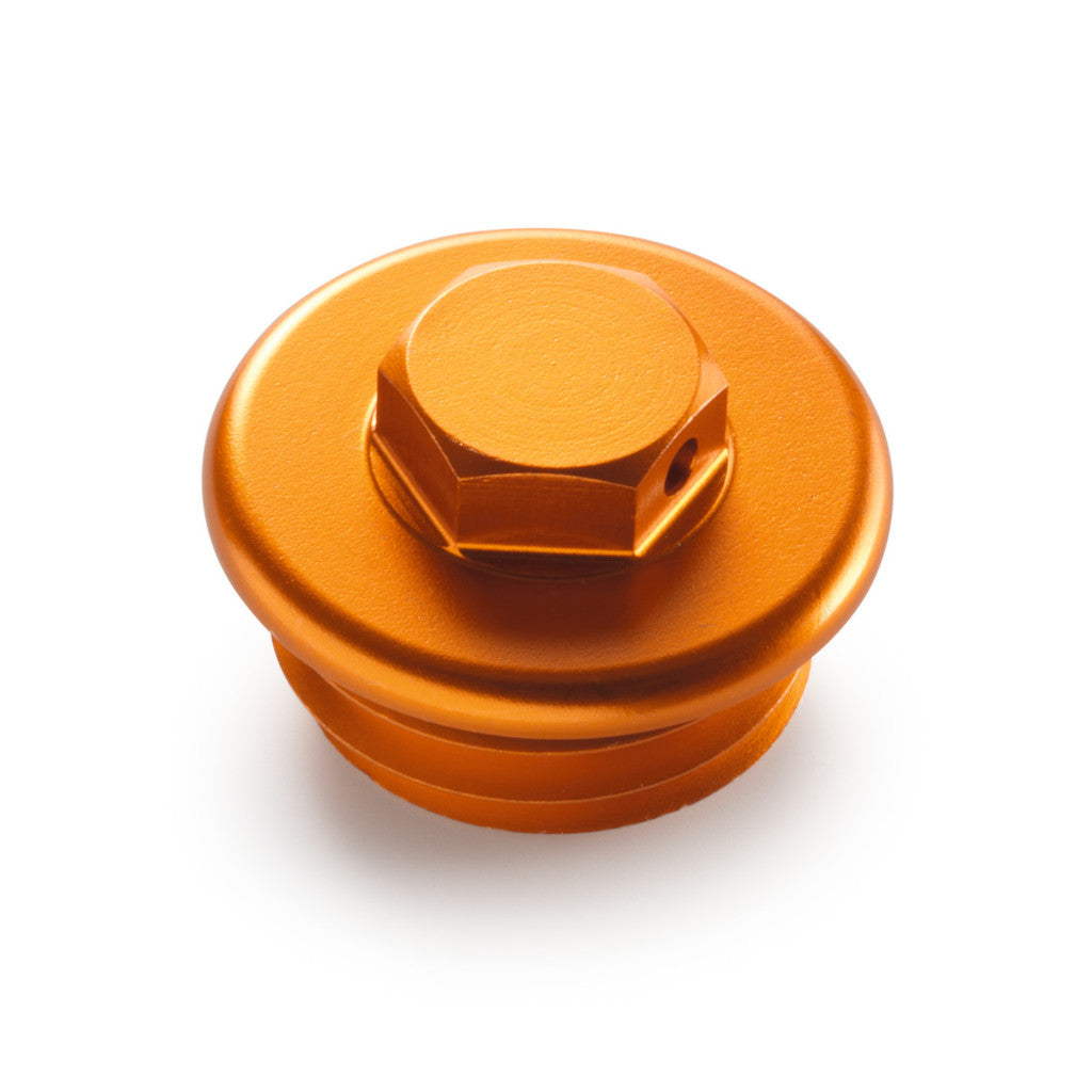 79430920044 orange billet aluminum oil filler plug for KTM 250/350/450/500 EXC