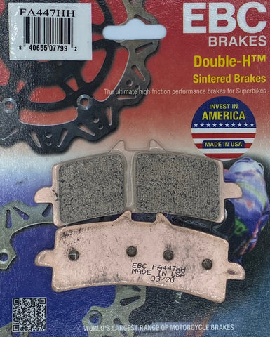 EBC front brake pads for Ducati Panigale V4