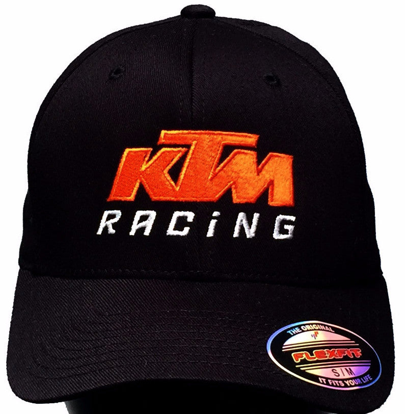 GP and KTM Logo Hat Black