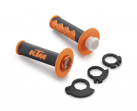 KTM ODI Lock-On Grip Set