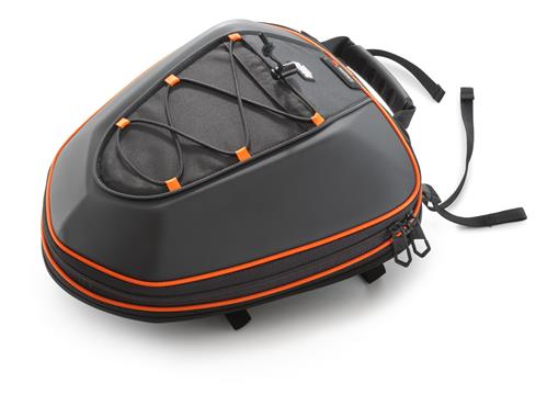 KTM rear tail bag for 1290 Super Duke R 2020 and up