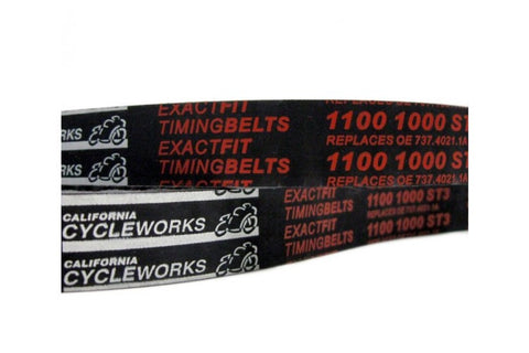 TB1100 Ca Cycleworks Timing Belts for Ducati 1000/1100 Engines
