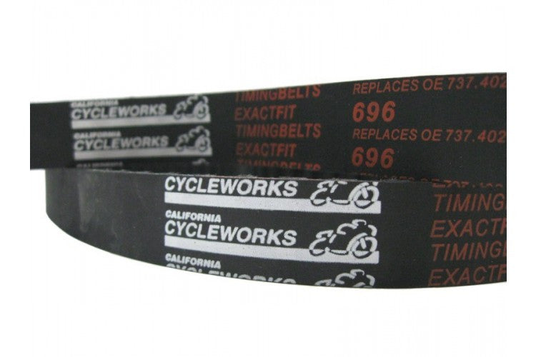 CA Cycleworks Timing Belts for 796 696 797 Monster, Hyper and Scrambler, TB696