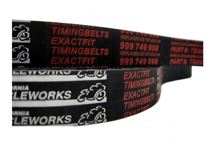 ExactFit Timing Belt for 999/998/996R/748, S4RS (sold each)