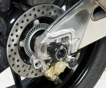 R&G Rear Axle Slider Kit for Aprilia RSV4, Tuono older models