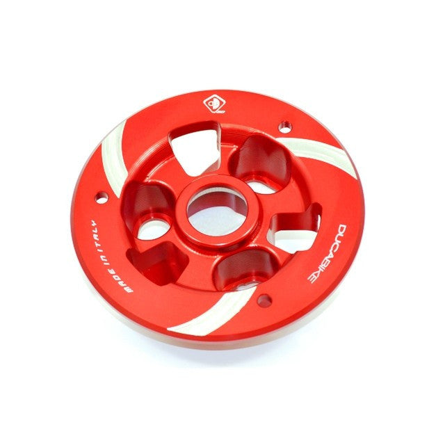 Ducabike Pressure Plate in Red for Ducati Panigale V2