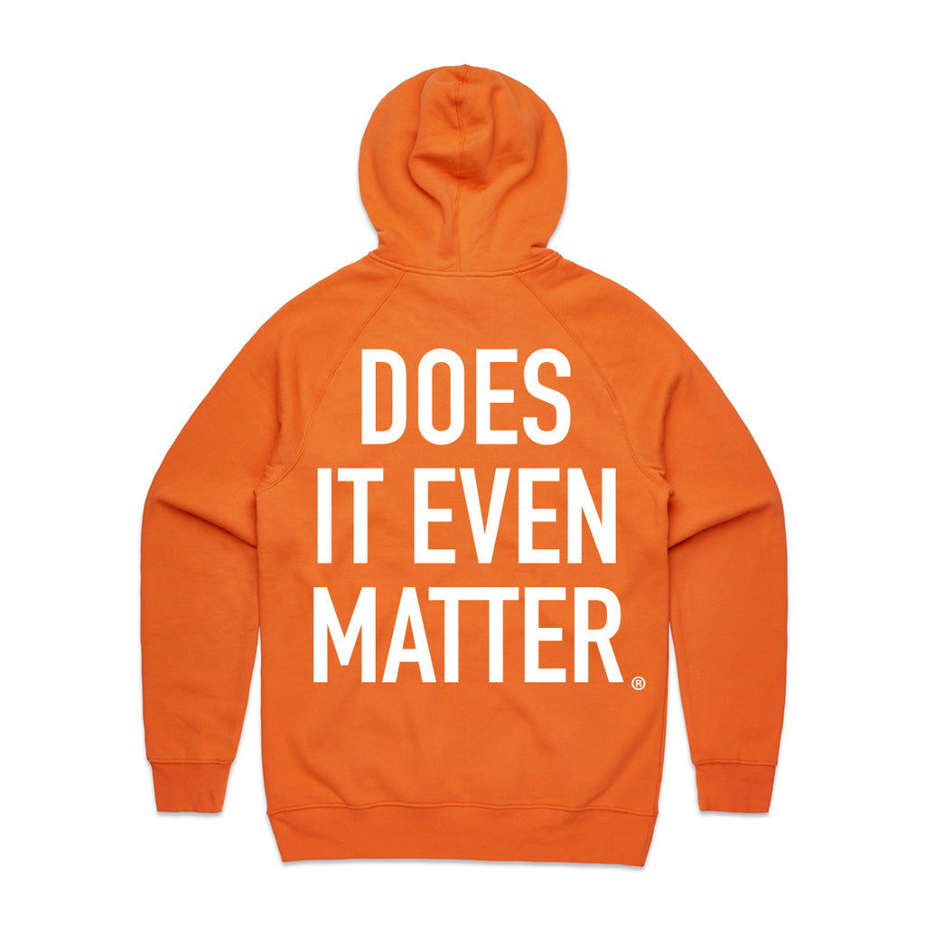 Core Hoody Orange