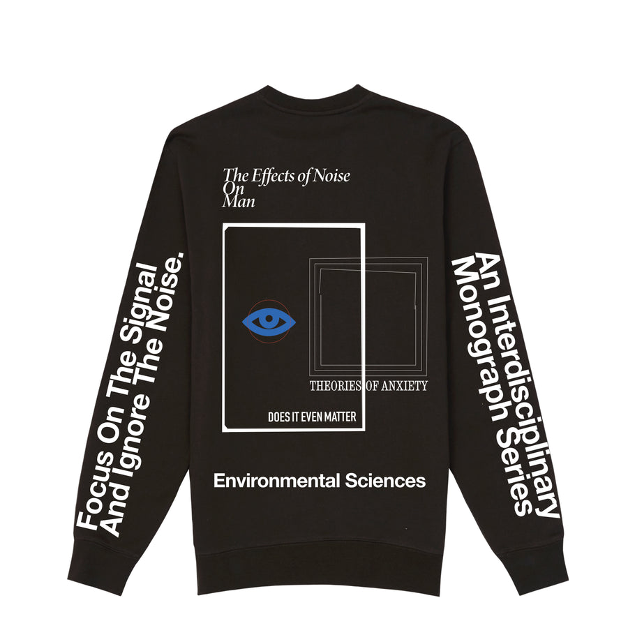 Effects of Noise of Man Crewneck