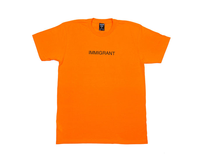 Campaign Immigrant T-shirt