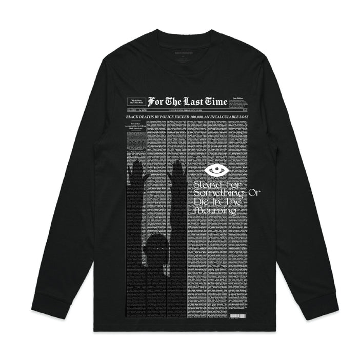 For The Last Time LongSleeve