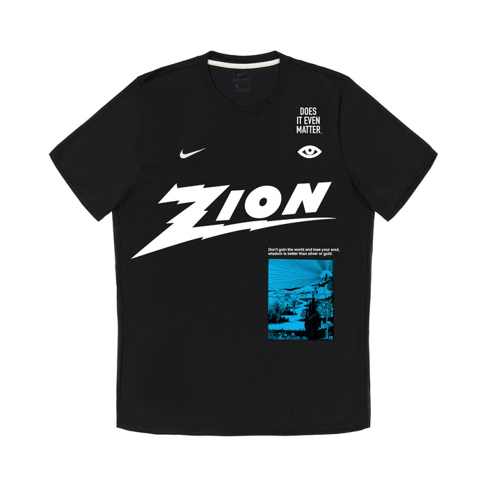Zion Soccer Jersey