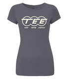"Women's Slim-Fit Jersey T-Shirt ""TEE"""
