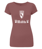 "Women's Slim-Fit Jersey T-Shirt ""Zuk"""