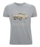 "Classic Cut Jersey Men's T-Shirt ""Volga"""