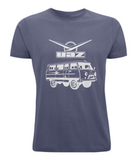 "Classic Cut Jersey Men's T-Shirt ""UAZ 452"""