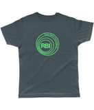 "Classic Cut Jersey Men's T-Shirt ""Radio Berlin International"""