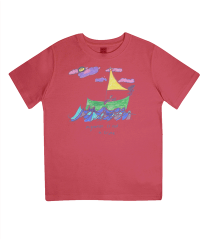 Migration Is Not A Crime (children's sizes)
