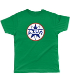 N03 Classic Cut Jersey Men's T-Shirt Azur1.svg