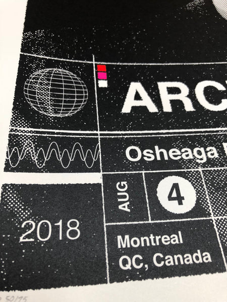 Arctic Monkeys: Osheaga Music and Arts Festival