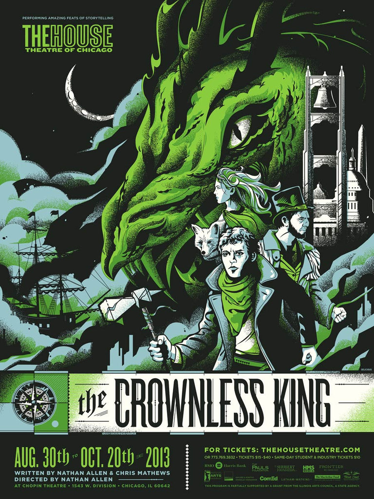 The Crownless King