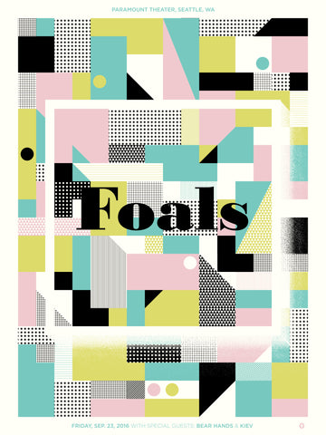 Foals - Seattle