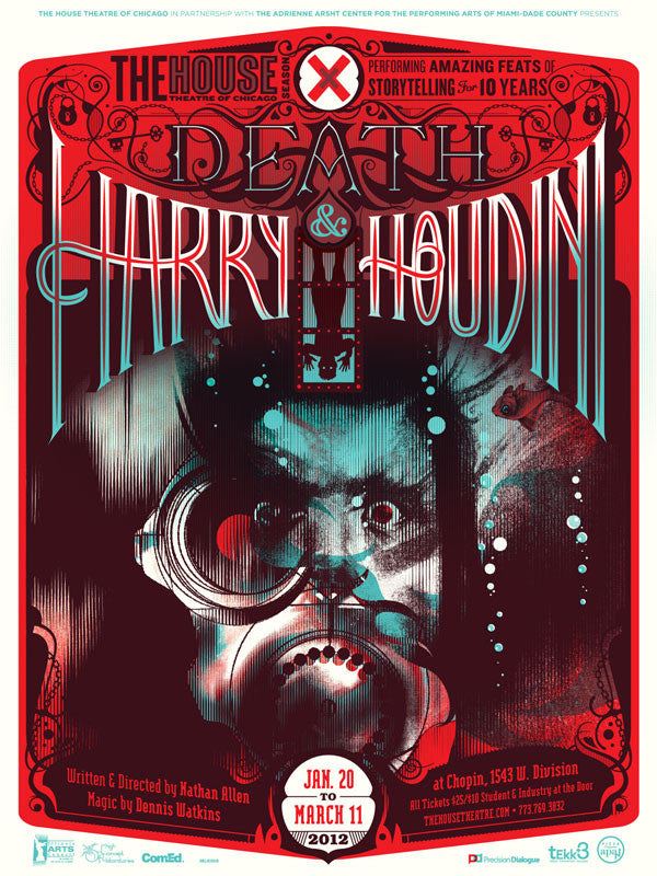 Death & Harry Houdini