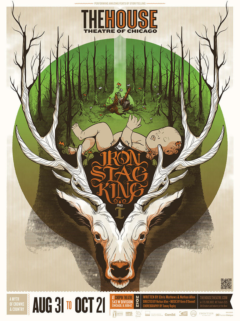 Iron Stag King