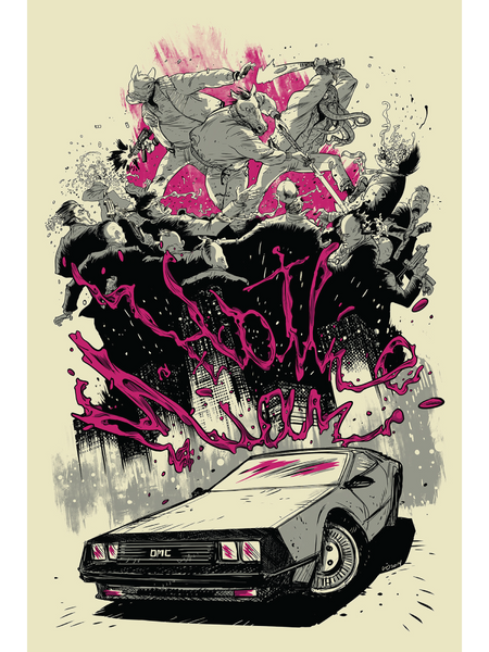 Hotline Miami - Daniel Warren Johnson
