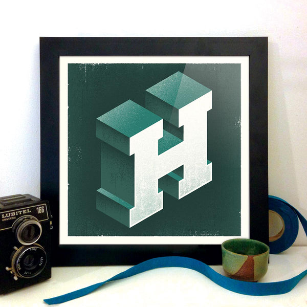 The Letter H