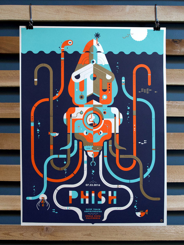 Phish Tour 2016