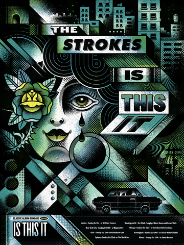 The Strokes: Variant