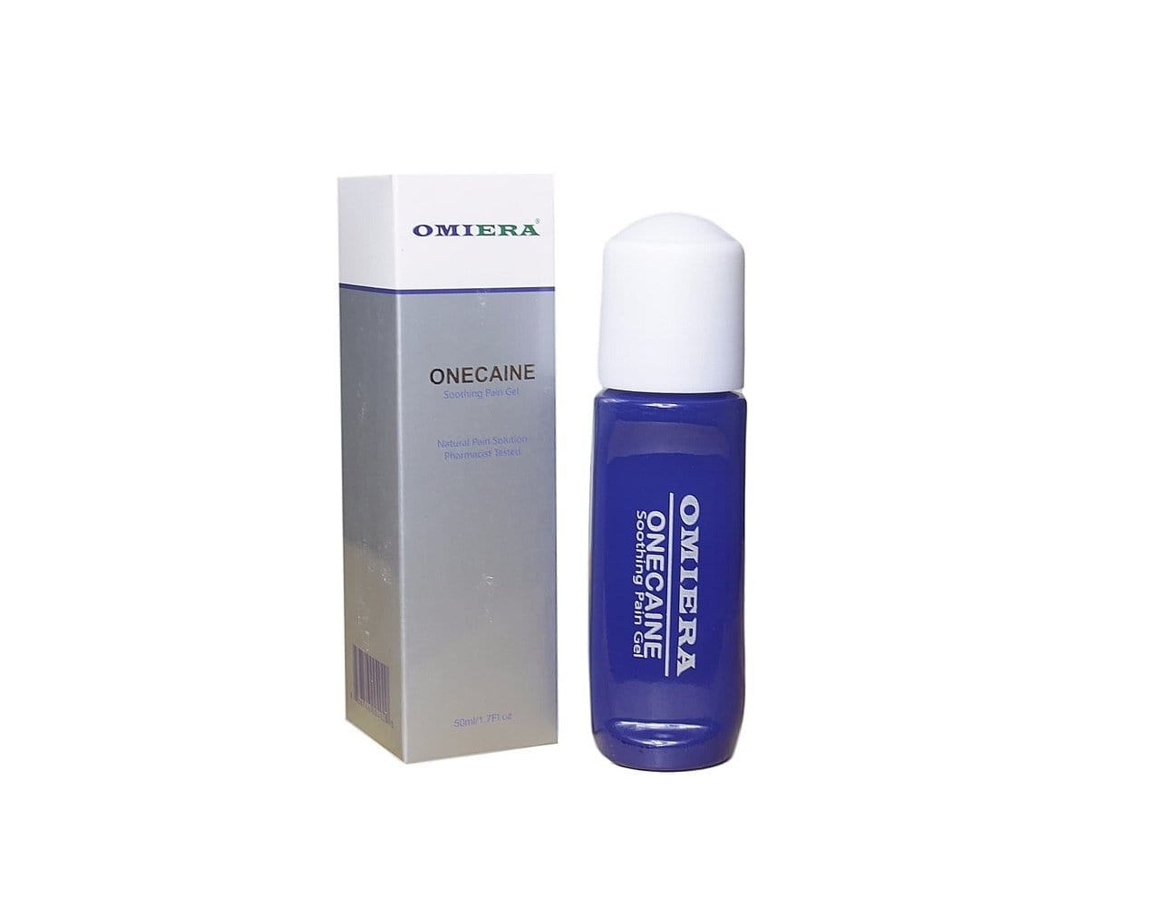 Omiera Labs SOLUTION Onecaine Neuropathy Pain Relief Roll-On