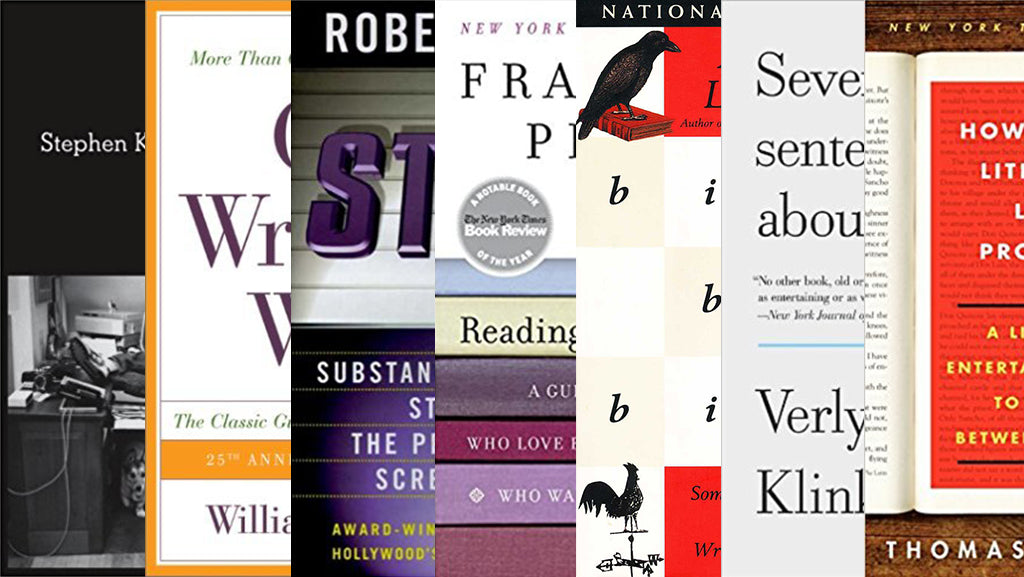 The 9 Absolute Best Books on Writing by the Pros