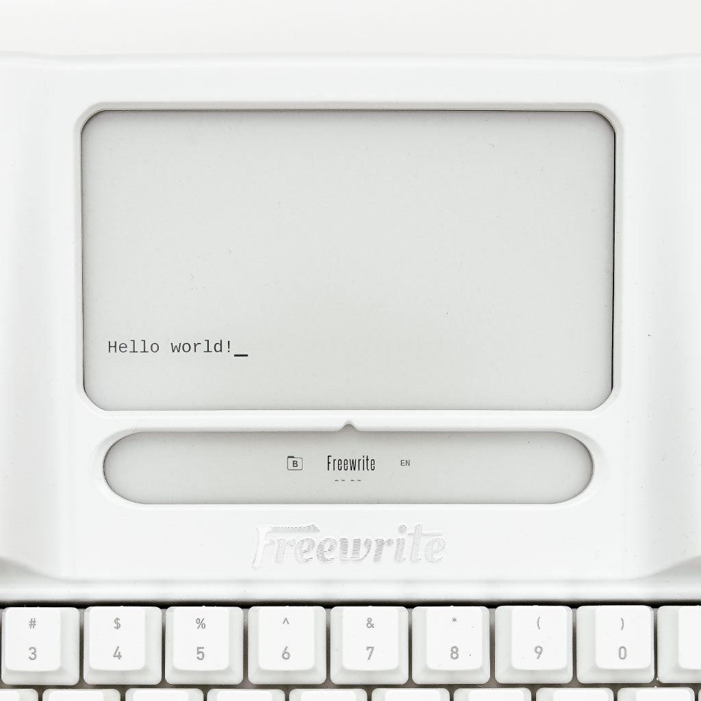 E Ink Display