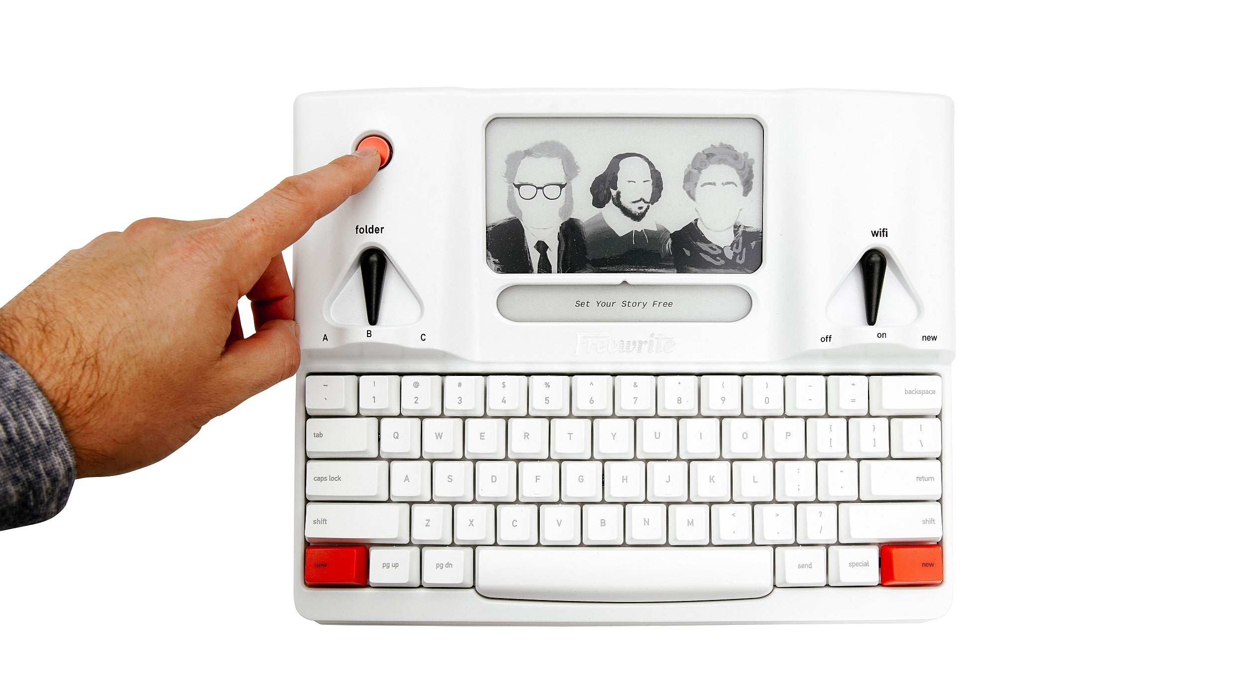 Freewrite (2nd Gen), Limited Edition