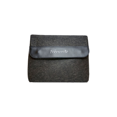 Freewrite Felt and Leather Sleeve