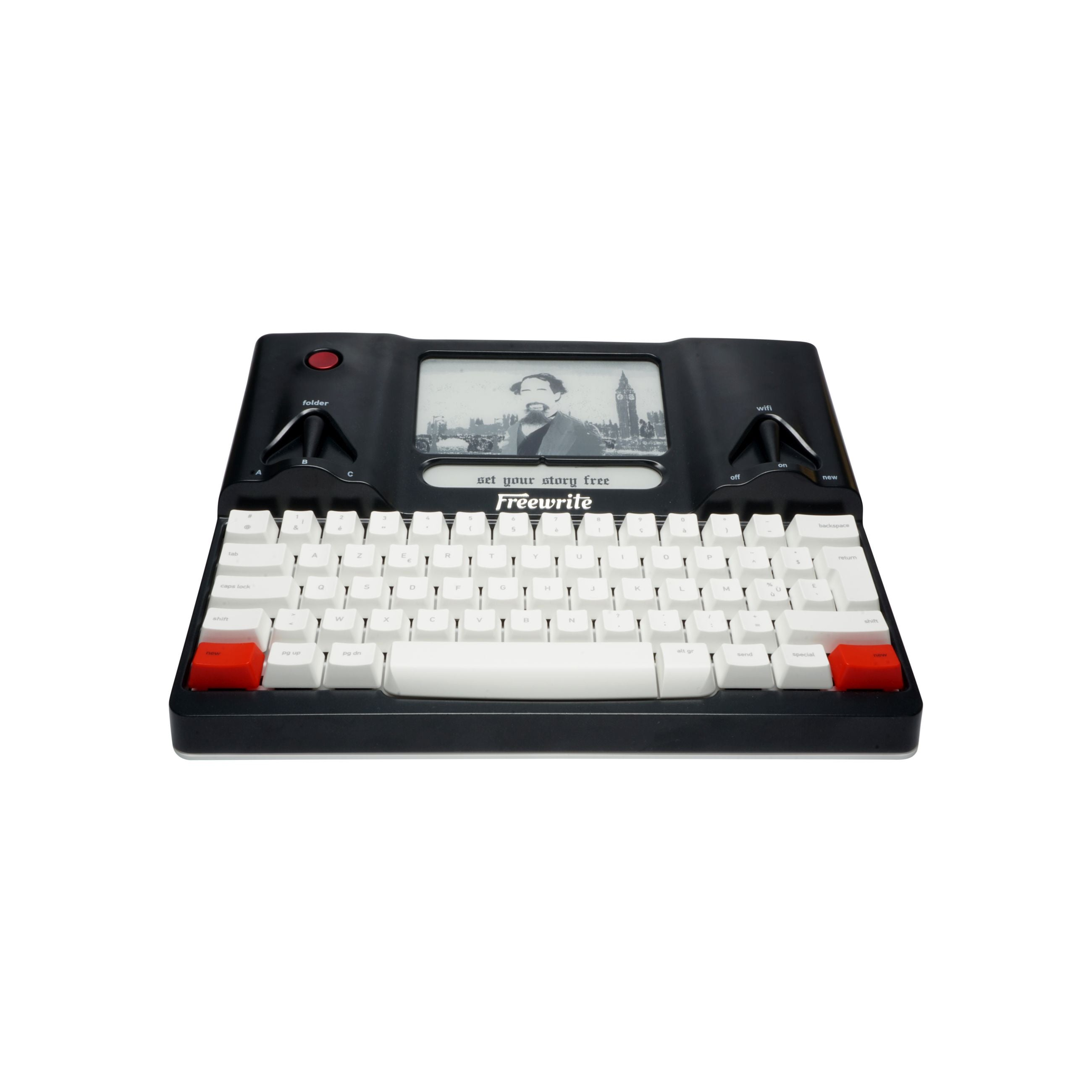 Language Keycap Sets for Freewrite