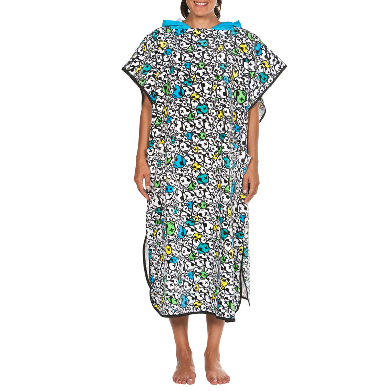 Arena Soft Changing Robe Long Poncho