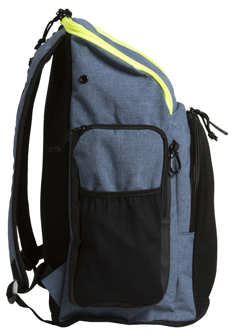 Arena Team BackPack 45 Back Pack Denim Melange