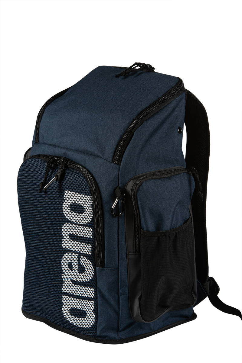 Arena Team BackPack 45 Back Pack Navy Melange